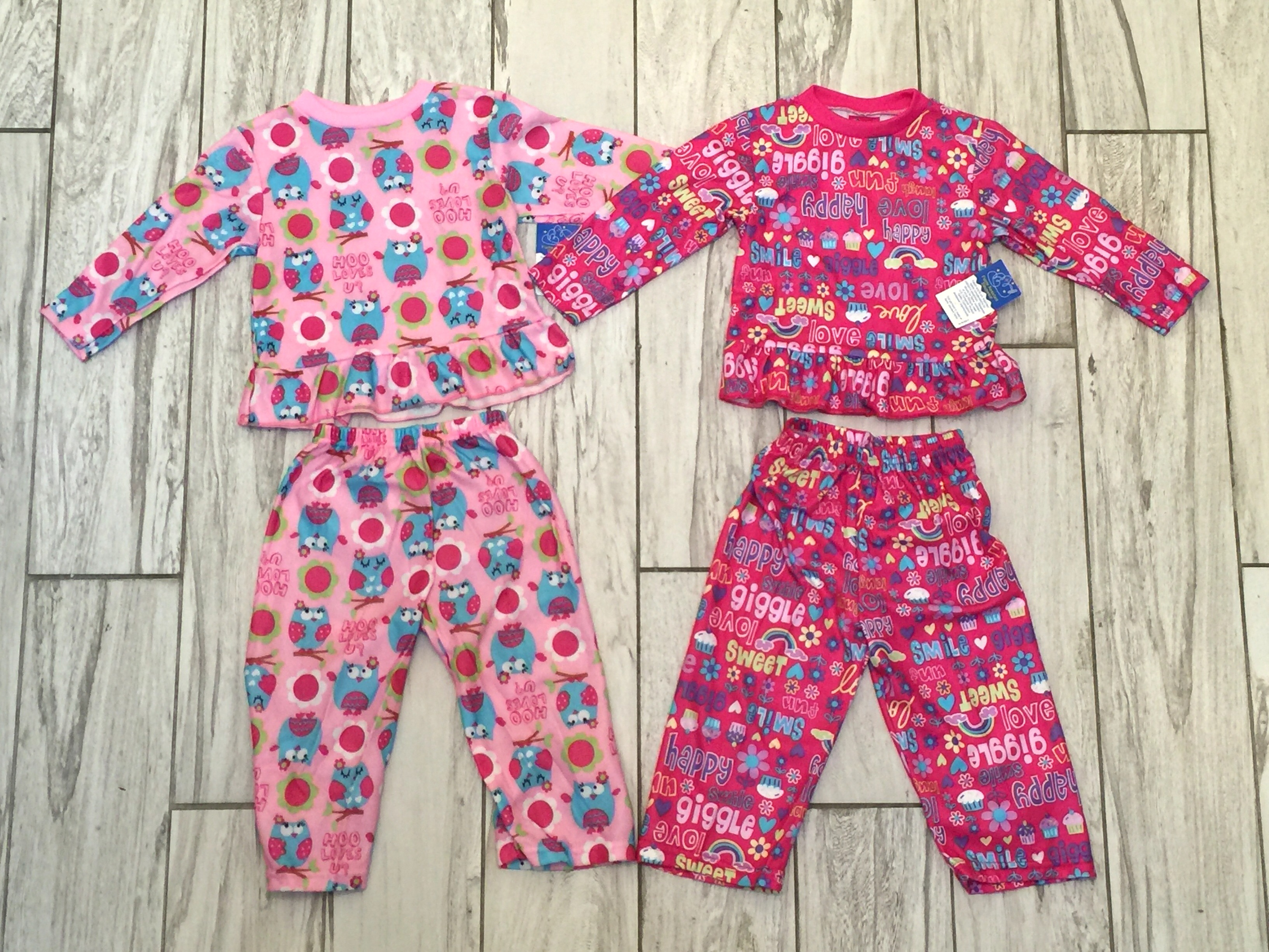 Angel Face Pj Set Twin Baby Bargains