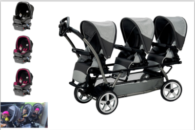 Car Seats, Strollers, Carriers & Diaper Bags Archives - Twin Baby ...